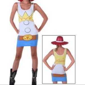Toy Story Jessie Tank Dress